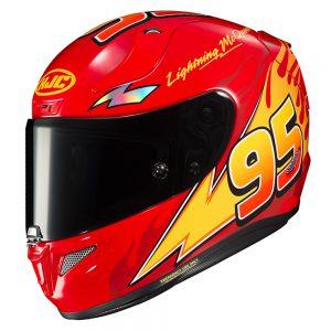 0bb5360844 HJC R-PHA 11 Lightning McQueen Disney Pixar