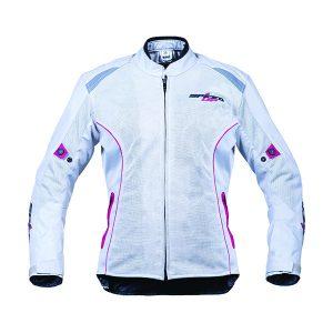 SPEED UP Pixie motoros női textildzseki szürke pink ec9757c0fe